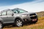Тест-драйв Chevrolet Captiva: Что скрыто за новым лицом