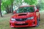 Тест-драйв Subaru Impreza WRX: Впечатляющий