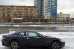 Тест-драйв Maserati GranTurismo: Образец стиля