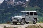 Тест-драйв Mercedes G-Class: Большая восьмерка