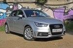 Тест-драйв Audi A1: Мал, да премиален