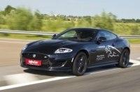 Jaguar XKR: аристократичная мясорубка