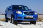 Тест-драйв Mazda BT-50: Претендент на «северные территории»