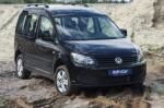 """Тест-драйв Volkswagen Caddy: Caddy 4Motion - внедорожный """"каблучок"""""""