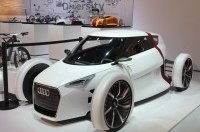 Audi рассказала о своем видении автомобильного мира будущего