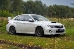 Тест-драйв Subaru Impreza WRX STI: Impreza WRX STi: 300 л.с. на каждый день
