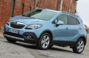 Opel Mokka - первое знакомство на дорогах Германии