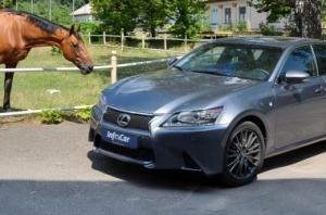 Lexus GS350 F Sport: F-ригидный или G-ламурно S-портивный