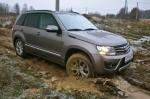 Тест-драйв Suzuki Grand Vitara: Пока еще не поздно