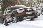 Тест-драйв Renault Duster: Renault Duster с ГБО. Поддай-ка газу!