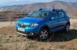 Тест-драйв Renault Sandero: Renault Sandero Stepway. Блиц-тест до Коктебеля и обратно