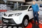 Тест-драйв Toyota RAV4: Подробный видео-тест Toyota RAV4 2013