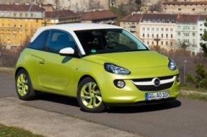 Opel Adam - маленький хетчбэк с большим именем
