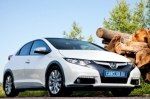 Тест-драйв Honda Civic: Фактор роста