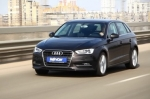 Тест-драйв Audi A3: Audi A3. Смартфон на колёсах?