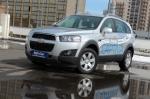 Тест-драйв Chevrolet Captiva: Chevrolet Captiva – старый знакомый или новый товарищ?
