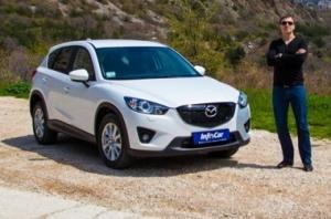 Mazda CX-5 2.5L. Новый мотор – новый взгляд.