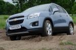 Chevrolet Tracker. Компактный бодрячок