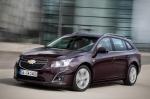 Тест-драйв Chevrolet Cruze: Вагон не для рассады