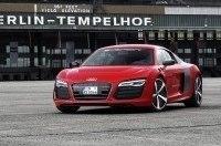 Audi R8 e-tron и компания - тест электромобилей будущего