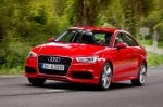 Тест-драйв Audi A3: Дополнительный объем