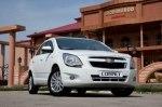 Тест-драйв Chevrolet Cobalt: Узбек родом из Бразилии