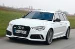 Тест-драйв Audi RS6: Истребитель