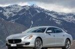 Тест-драйв Maserati Quattroporte: Соответствовать темпераменту
