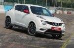Тест-драйв Nissan Juke: Nissan Juke Nismo - ожидая большего