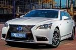 Тест-драйв Lexus LS: Вопрос происхождения
