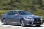 Тест-драйв Lexus LS: Великолепная семёрка