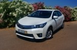 Тест-драйв Toyota Corolla: По-простому