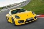 Тест-драйв Porsche Cayman: Легальный допинг