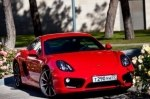 Тест-драйв Porsche Cayman: Держит дорогу как Бог