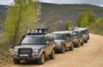 Тест-драйв Land Rover Discovery: Ноль первый