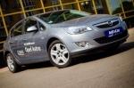 Тест-драйв Opel Astra: Opel Astra J. Цветок или звезда?