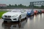 Тест-драйв BMW M5: 1680 «лошадей» на троих