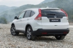 Тест-драйв Honda CR-V: Honda CR-V 2013: 2.4 VS 2.0