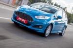 Тест-драйв Ford Fiesta: Ford Fiesta - мал, да удал!