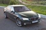 Тест-драйв BMW 7 Series: V12