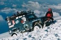 Land Rover и его легенды