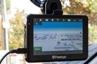 Обзор автомобильного планшета Prestigio GeoVision 5850