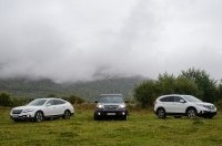 Врываемся во внедорожно-грибной рай на автомобилях Honda