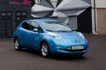 Тест-драйв Nissan Leaf: Nissan Leaf. По белокаменной без выхлопа