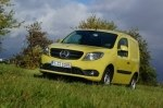 Тест-драйв Mercedes Citan: Премиальный фургон