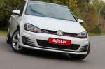 Тест-драйв Volkswagen Golf: Volkswagen Golf GTI - удачный компромисс
