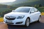 Тест-драйв Opel Insignia: Бета-версия