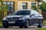 Тест-драйв BMW 5 Series: Динамический консерватизм