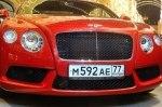 Тест-драйв Bentley Continental GT: Модная штучка