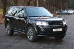 Тест-драйв Land Rover Freelander: Портрет со штрихом